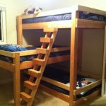 Simple Bunk Beds Stairs Kids Invisibleinkradio Home