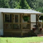 Simple Front Porch S Manufactured Home