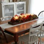Simple Kitchen Table Centerpiece