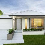 Single Storey Modern House Plans