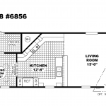 Single Wide Mobile Homes Floor Plans Candresses Interiors Furniture