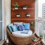 Small Balcony Furniture Ideas New Interior Exterior Design