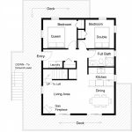 Small Bedroom House Plans New Unique Plan Home Floor Houses