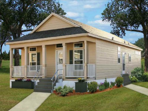 Small Lot Modular Home Plans