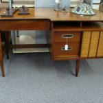 Small Mid Century Desk Readingworks Furniture Ideas Restore