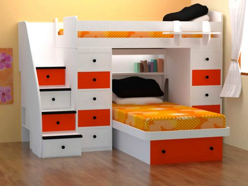 Small Room Design Best Mini Space Saving Bunk Bed Ideas Rooms