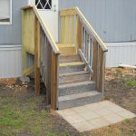 Stainless Steel Trailer House Steps