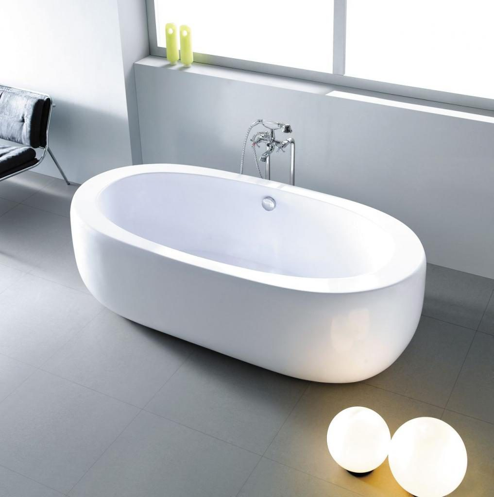 Standing Small Bathtubs American