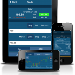 Sterling Trader Web Mobile Trading