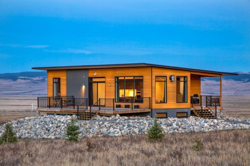 These Amazing Prefab Homes Move Ready Just Months Home Design