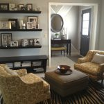 Thrift Store Decor Adorable Tufted Chairs Zebra