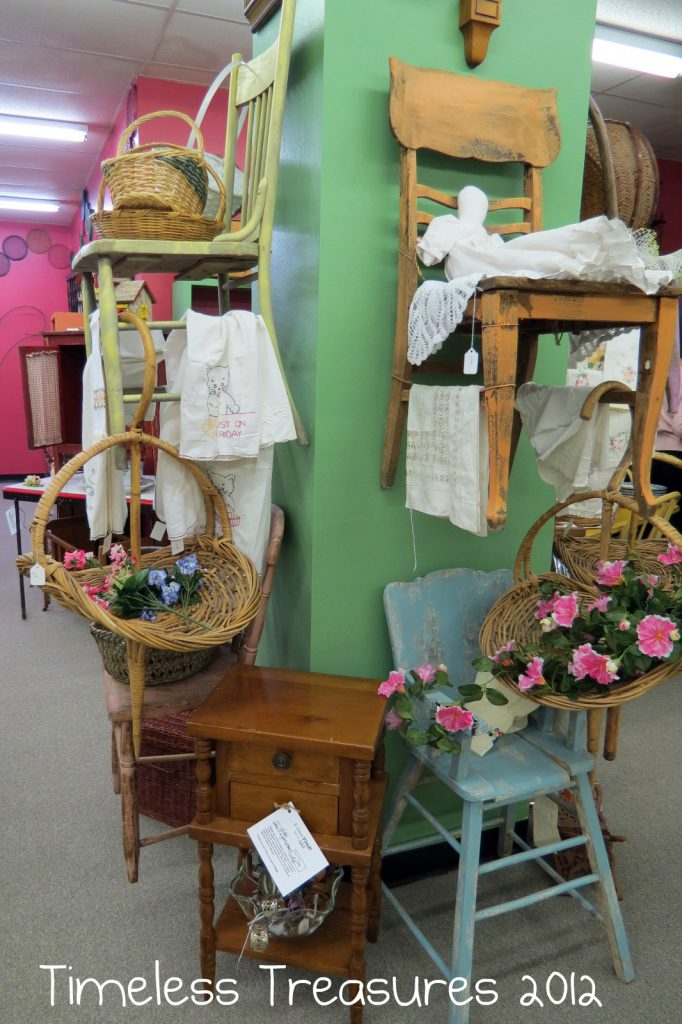 Timeless Treasures Fun Fantastic Fabulous Finds New Thrift Store Decorating