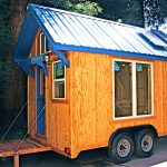 Tiny House Cheap Trailer Home Design Ideas