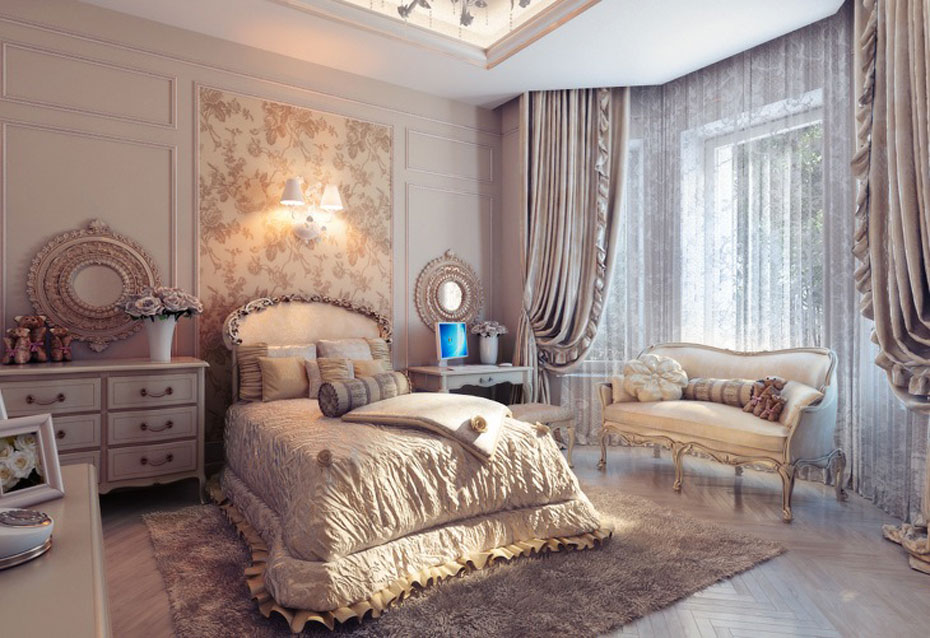 Traditional Bedroom Design Your
