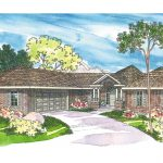Traditional House Plans Linfield Associated