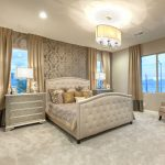 Traditional Master Bedroom Carpet High Ceiling Zillow