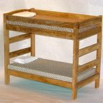Twin Over Twn Bunk Bed Furniture Plans Yourself