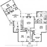 Two Story Bedroom Bath Traditional Style House Plan Plans