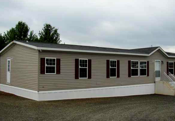 Typical Double Wide Mobile Home Homes
