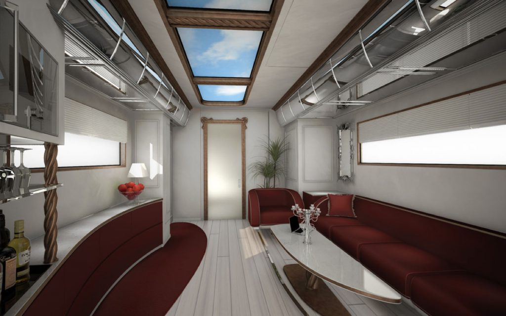 Ultimate Luxury Mobile Home Elemment Palazzo Idesignarch Interior Design