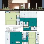 Ultra Modern House Plan New Plans Floor Contemporary