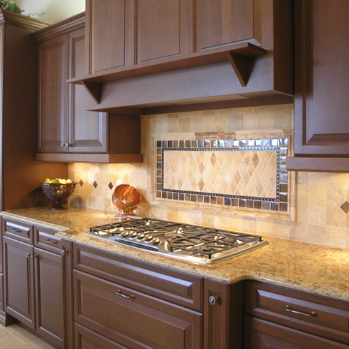 Unique Stone Tile Backsplash Ideas Put Together Try Out New Colors S Home