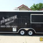 Used Cargo Bbq Trailer Missouri Sale Concession Mobile