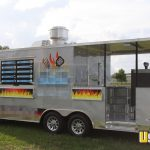 Used Freedom Bbq Trailer Smoker Porch Florida Sale