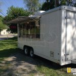 Used Wells Cargo Concession Trailer Florida Sale Mobile