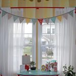 Vintage Circus Nursery Window Treatment Flickr