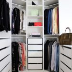 Walk Closet Design Ikea Home Decor Interior