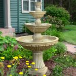 Water Fountain Bird Bath