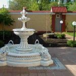 Water Fountains Front Yard Backyard