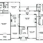 Well Suited Bedroom House Plans Cost Prices One Story