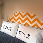 Yourself Cool Stached Fabric Headboards